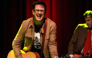 The Mountain Goats at the Fillmore, By Jon Bauer