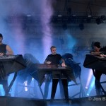 The Glitch Mob at the Greek Theatre, By Jon Bauer