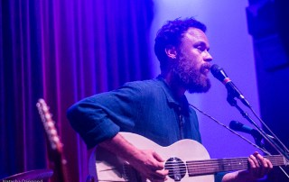 Rodrigo Amarante at Swedish American Hall, by Natasha Dangond