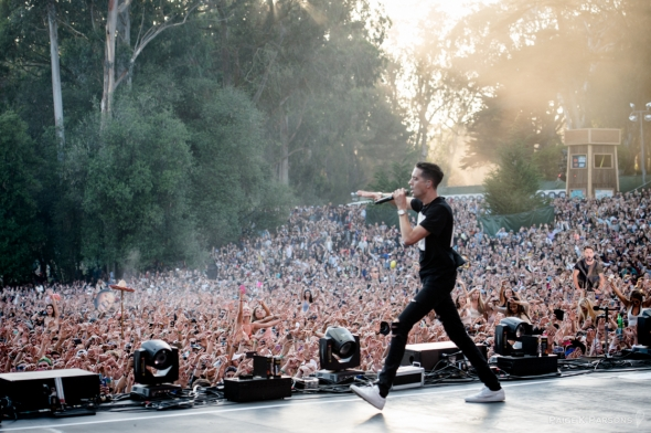 G-Eazy at Outside Lands, by Paige Parsons