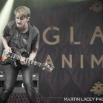 Glass Animals at Outside Lands, by Martin Lacey