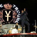 Vintage Trouble at AT&T Park, by Jon Bauer