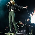 CHVRCHES at Oracle Arena NSSN, by Brittany O'Brien