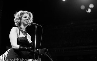 Lady Rizo at the Great American Music Hall, by Ria Burman
