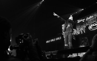 G-Eazy at Bill Graham Civic Auditorium, by Sara Uduwela