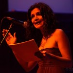 Monica Mody at the Swedish American Hall, by Jon Bauer