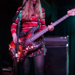 Ringo Deathstarr at the Bottom of the Hill, by Kristin Cofer