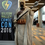 Tusken Raider Silicon Valley Comic Con at the San Jose Convention Center, by Jon Bauer