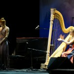 Joanna Newsom at The Fox Theater, by Jon Bauer