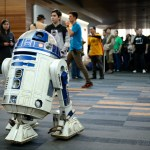 R2-D2 Silicon Valley Comic Con at the San Jose Convention Center, by Jon Bauer