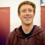 Mark Zuckerberg Wax Silicon Valley Comic Con at the San Jose Convention Center, by Jon Bauer