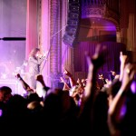 Underoath at the Warfield, by Lorisa Salvatin