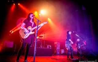 Lush at the Warfield, by Paige Parsons