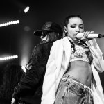 Tinashe at The Warfield, by Robert Alleyne