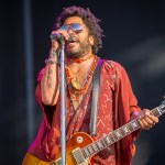 Lenny Kravitz at BottleRock Napa Valley 2016, by Jon Ching