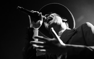 Mayer Hawthorne at the Fox Theater, by Robert Alleyne