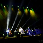 Flight Of the Conchords at Shoreline Amphitheater, by Jon Bauer