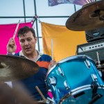 Thee Oh Sees at Burger Boogaloo, by Jon Ching