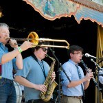 The Dixie Giants at the Railroad Square Music Festival, by Estefany Gonzalez