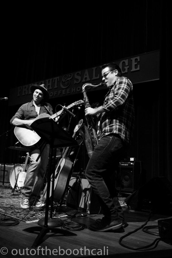 The Mike + Ruthy Band at Freight & Salvage, by Ria Burman