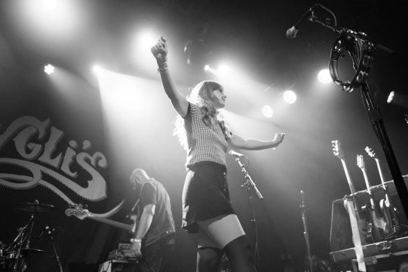 The Mowgli's at The Independent, by Jessica Perez