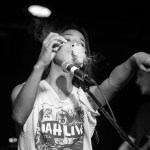 Leilani Wolfgramm at the Elbo Room, by Robert Alleyne