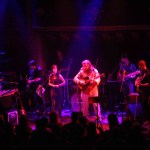 Lonesome Locomotive and Friends at the Great American Music Hall, by Joshua Huver