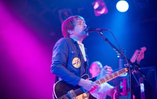 Peter Bjorn and John at Slim's, by Jessica Perez