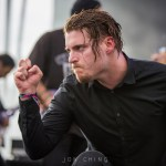 Deafheaven at Treasure Island Music Festival 2016, by Jon Ching