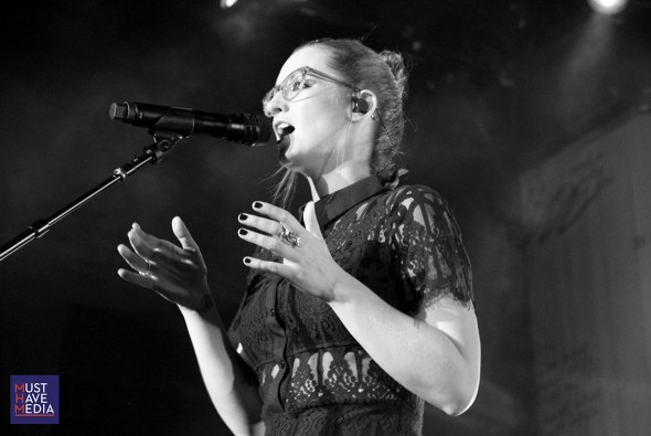 Ingrid Michaelson at The Fillmore, by Joshua Huver