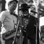 The California Honeydrops at Hardly Strictly Bluegrass 2016, by Ria Burman
