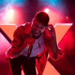 Tyler Glenn at The Fox Theater, by Jessica Perez
