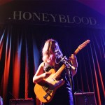 Honeyblood at The Chapel, by Kaiya Gordon