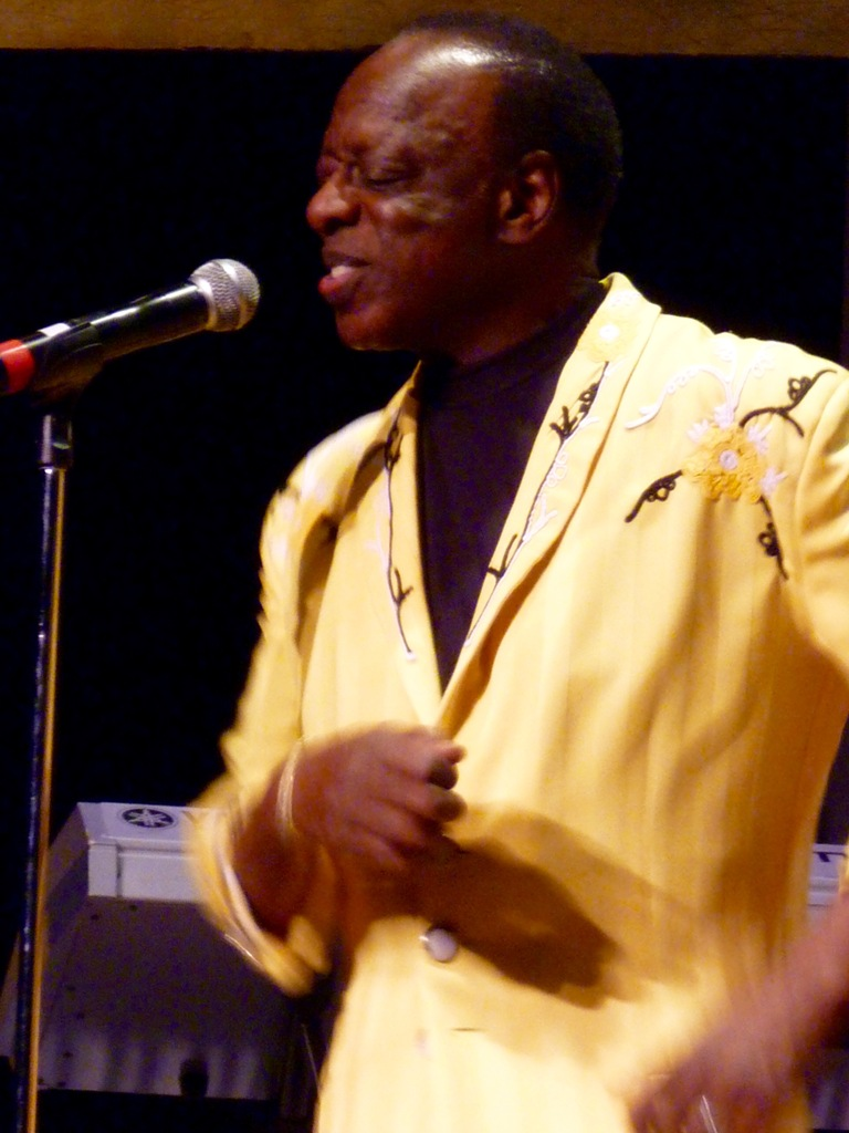 The Spinners at Yoshi's Oakland, by Carla Bova 06