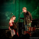 Joanna Newsom, Robin Pecknold at The Henry Miller Library, by Paige K. Parsons