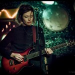Haley Bonar at Bottom of the Hill, by Patric Carver