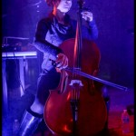 Halou at the DNA Lounge by Patric Carver