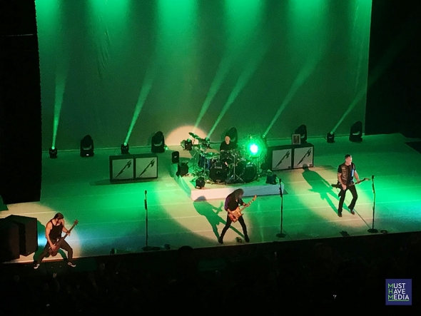 Metallica at The Fox Theater by Joshua Huver 1