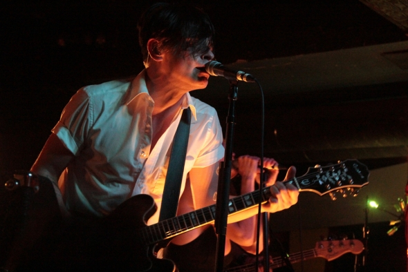 July Talk at Bottom of the Hill, by Joshua Huver