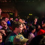 Los Campesinos! at the Great American Music Hall for Noise Pop 2017, by Jon Ching
