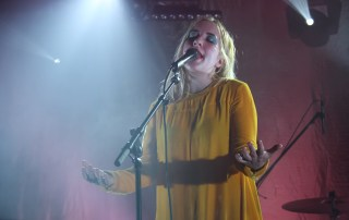 Austra at Mezzanine, by Joshua Hernandez