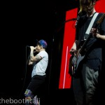 Red Hot Chili Peppers at The Oracle, by Ria Burman
