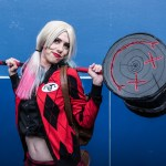 Harley Quinn at Silicon Valley Comic Con 2017, by Robert Alleyne