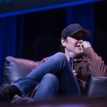 John Cusack at Silicon Valley Comic Con 2017, by Robert Alleyne