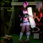North Bay Cabaret - Sin Peaks at The Whisky Tip, by Patric Carver