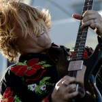 Ty Segall at Colossal Clusterfest 2017, by Jon Bauer