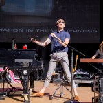 Andrew McMahon in the Wilderness at Live 105's BFD, by Estefany Gonzalez