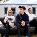 New Politics Portraits at Live 105's BFD, by Estefany Gonzalez