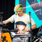 Robert DeLong at ID10T Festival 2017, by Estefany Gonzalez