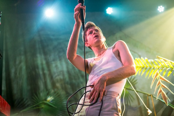 Perfume Genius at The Idependent by Estefany Gonzalez